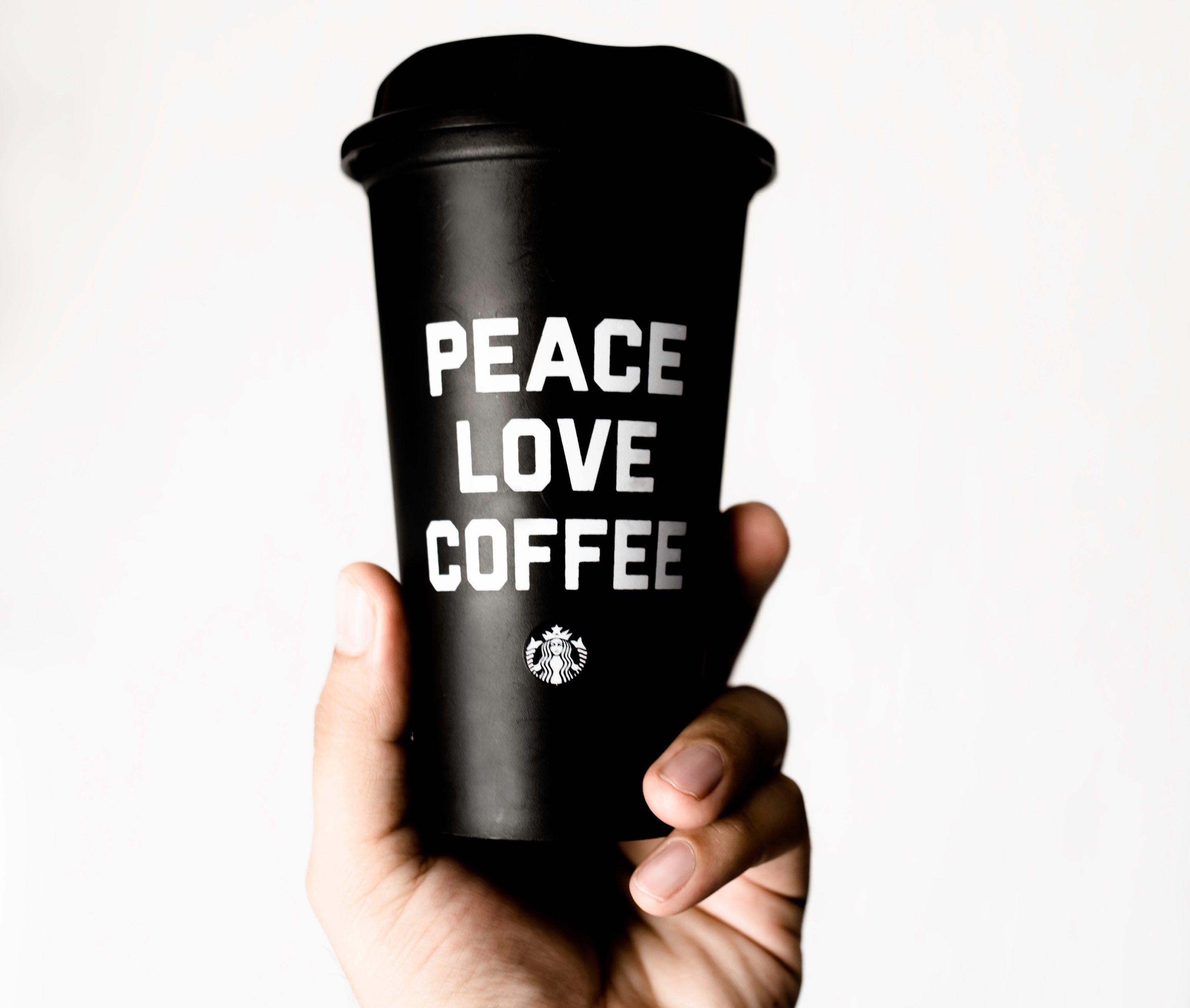 Tumbler untuk ngopi hemat di Starbucks