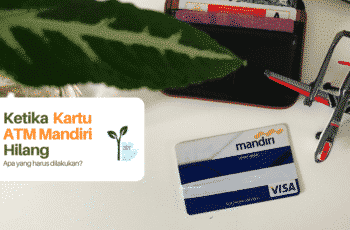 Kartu ATM Mandiri Hilang