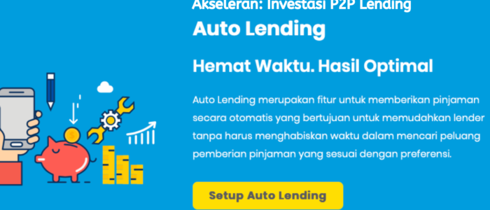 Investasi P2P Lending Akseleran