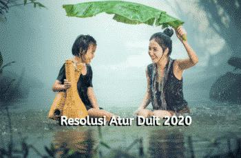 Resolusi Atur Duit Tahun Baru