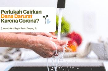 Mencairkan Dana Darurat Karena Corona