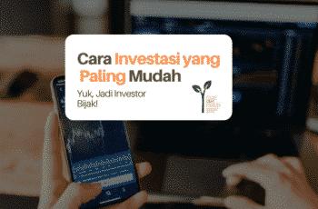 Cara Investasi Saham Paling Mudah untuk Pemula