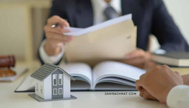 Pengajuan kredit pemilikan rumah ditolak