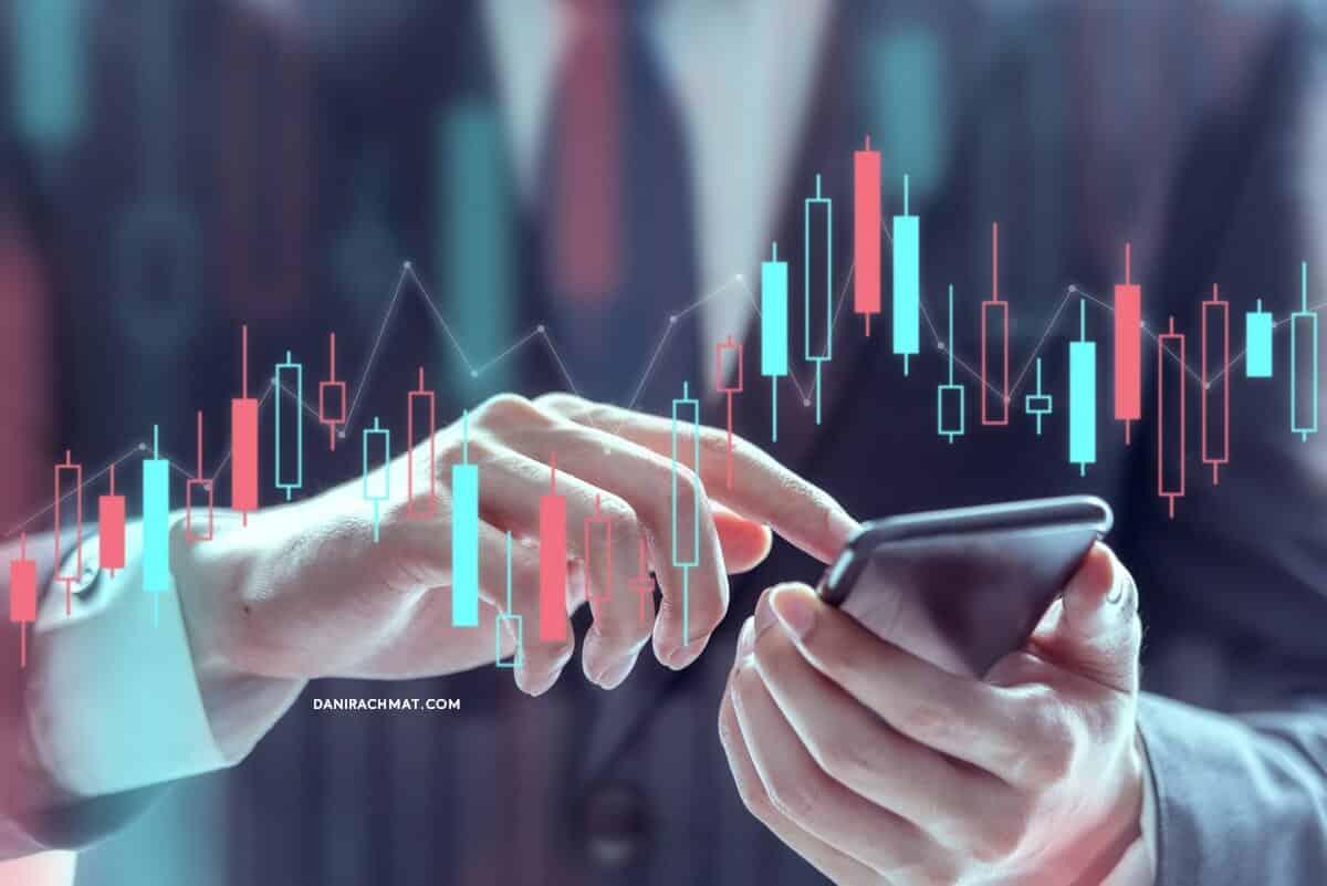 Fluktuasi indeks harga saham