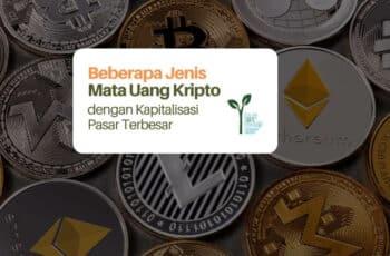 5 Jenis Mata Uang Kripto dengan Kapitalisasi Terbesar